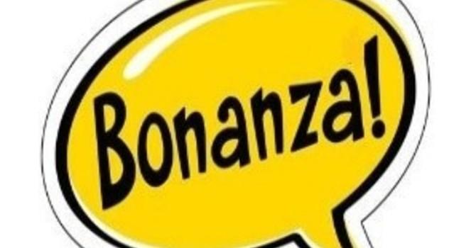 Bonanza (tentative date)