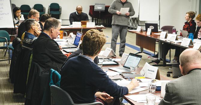 Diocesan Council Report - October 30, 2019