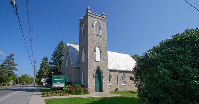 Holy Trinity, Frankford