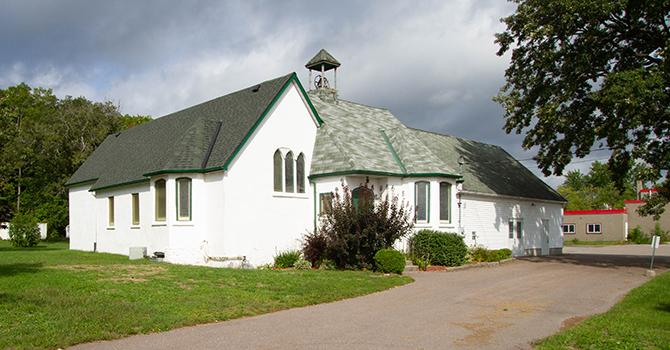Christ Church, Glen Miller