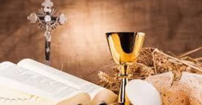 Virtual Communion  image
