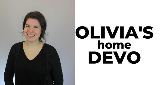 Olivia's Daily Devo & Baking show!