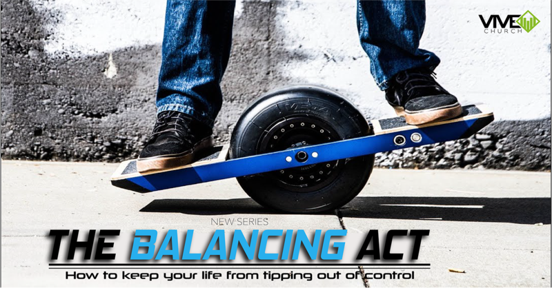 Balancing Act: Balancing Grace & Truth