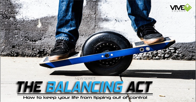 Balancing Act: Balancing Grace & Truth