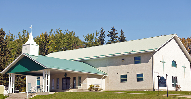 All Saints', Drayton Valley