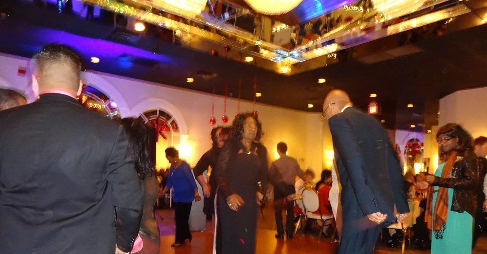 Ninth Annual Holiday Dinner Dance