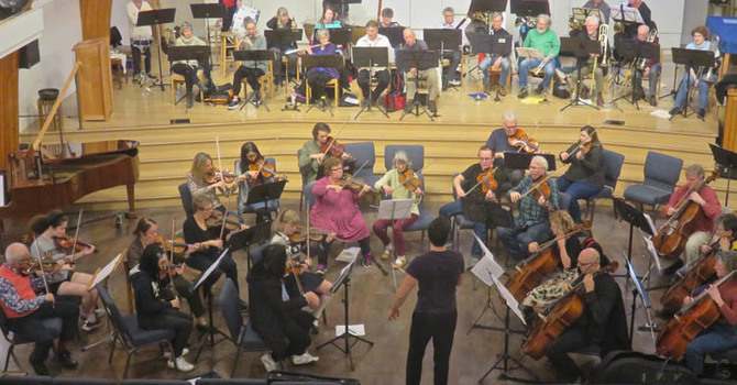 Behind the Scenes with Ambleside Orchestra