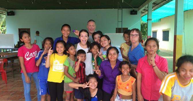 Cambodia 2016- Day 3/4 image