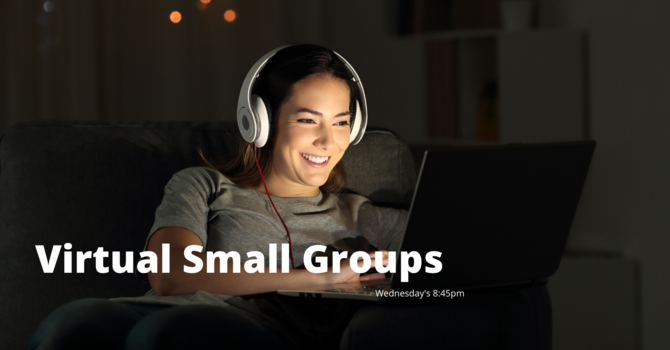 Sign up for virtual Small group image