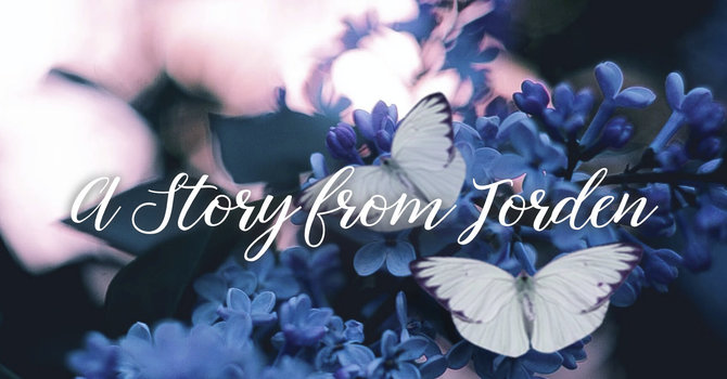 God Gave us Easter ( and butterflies!) image