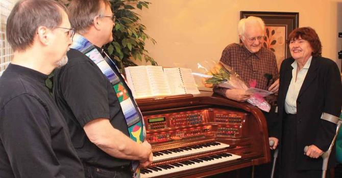 A New Organ for Valley Haven image