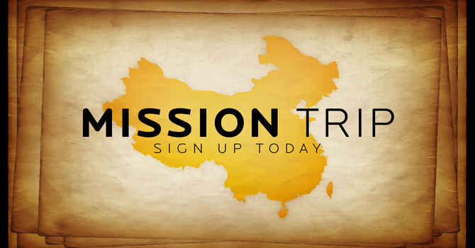 Missions Opportunities