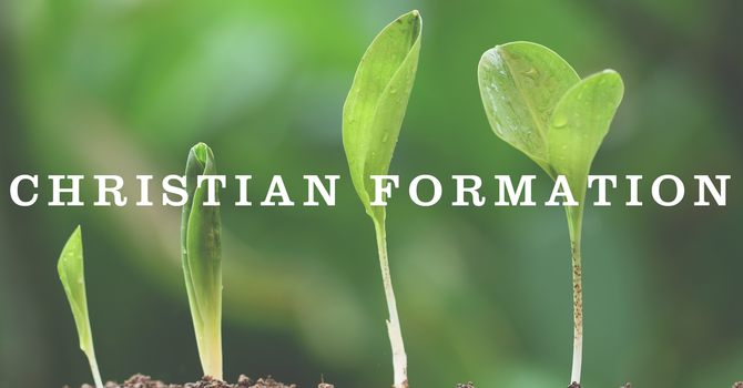 Upcoming Adult Christian Formation image