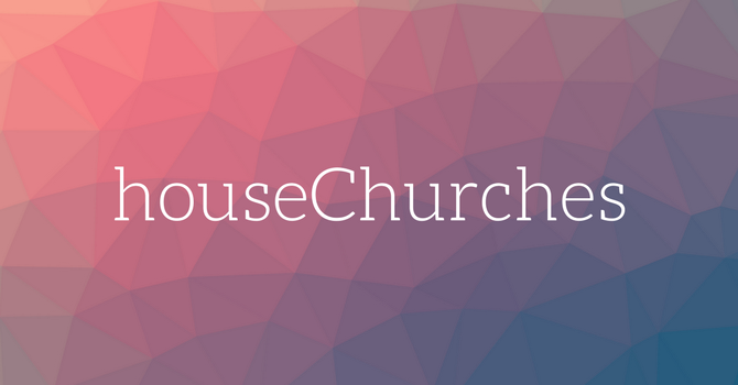 houseChurches