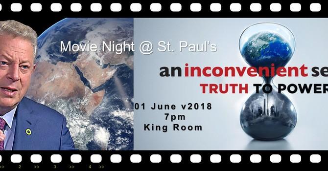 Movie Night @ St. Paul's