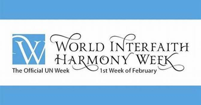 Interfaith Harmony Week Events in Surrey image