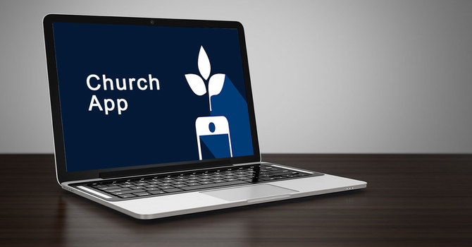 Church App Download image