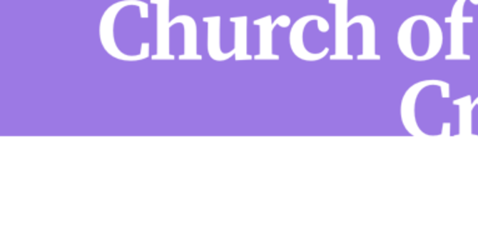 Worship Bulletins for Sunday July 12