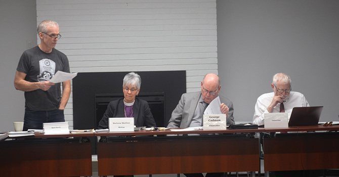 Financial News from Diocesan Council image