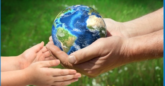 Celebrating Earth Day (Website - Sermons tab)