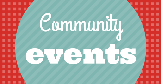 Community Events! image