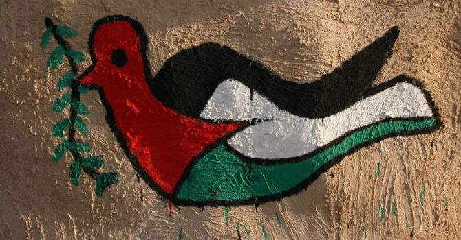 Say 'Enough' to  50 Years of Occupation - Palestine image