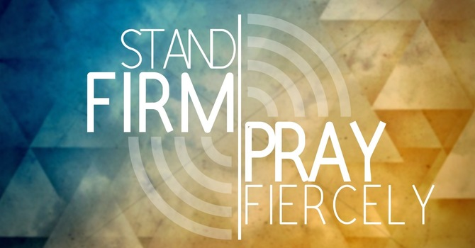Praying in Fear