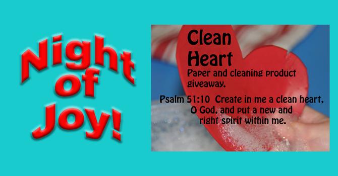 Night of Joy / Clean Heart