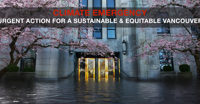 Climate Change and Vancouver Council