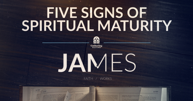 5 Signs of Spiritual Maturity