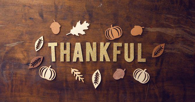 Thanksgiving 2019 Letter image