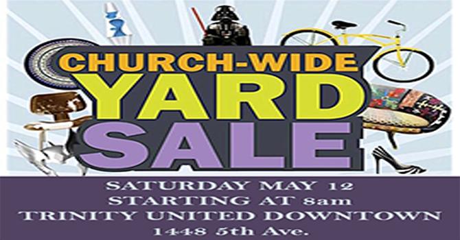 Spring Yard Sale image