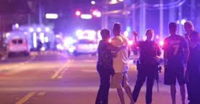 Pastoral Letter Regarding Orlando and the Murder of Robert Hall