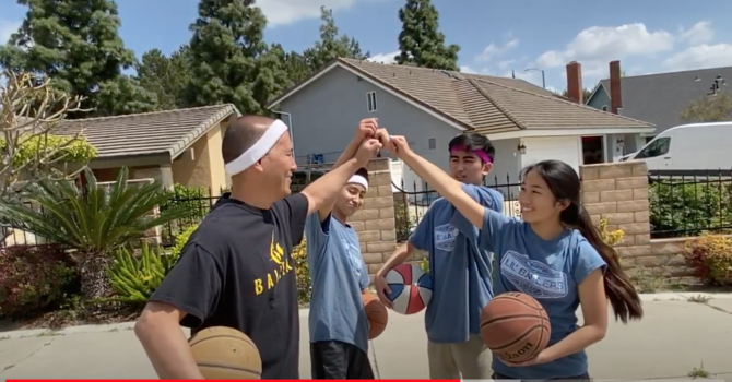 Lil' Ballers Clinic image