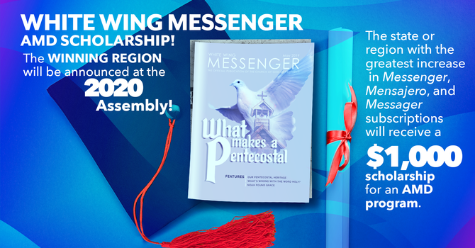 SUBSCRIBE NOW TO WING WING MESSENGER image
