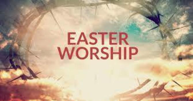 Easter Joint Livestream  Service
