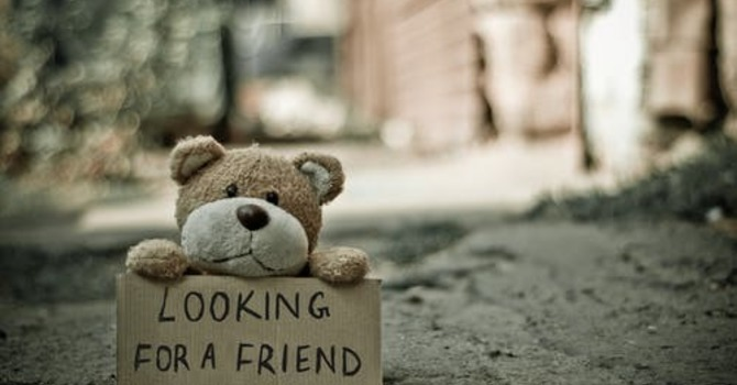 Lonely? image