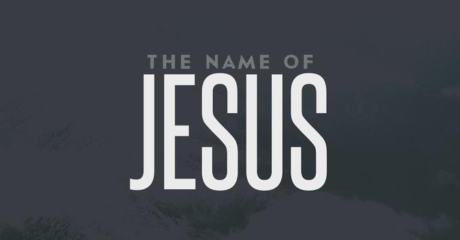 More Like Jesus image