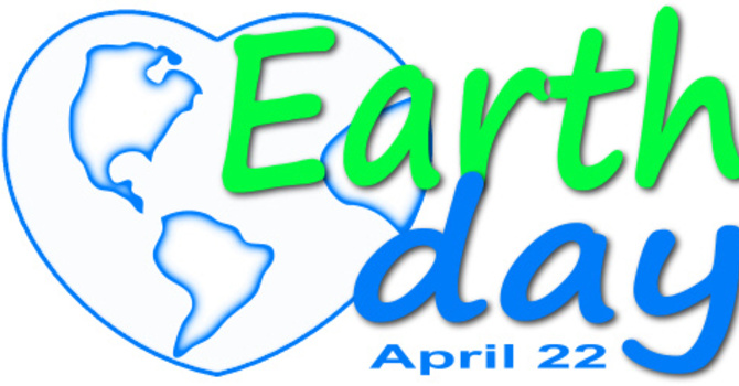 Earth Day Challenge 2018 - Sunday 22 April 2018 image
