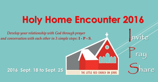 The Holy Home Encounter 2016