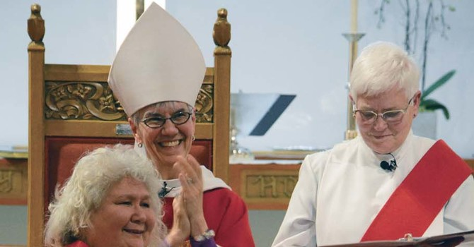 The Ordination of the Reverend Vivian Seegers image
