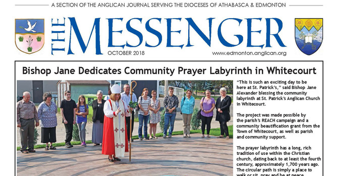 The Messenger October, 2018