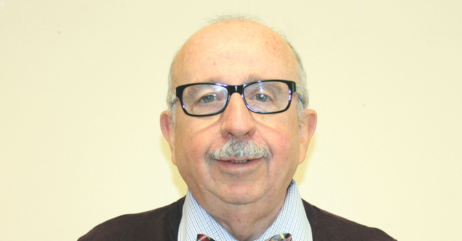 Brian Evans Appointed Diocesan Stewardship Officer image