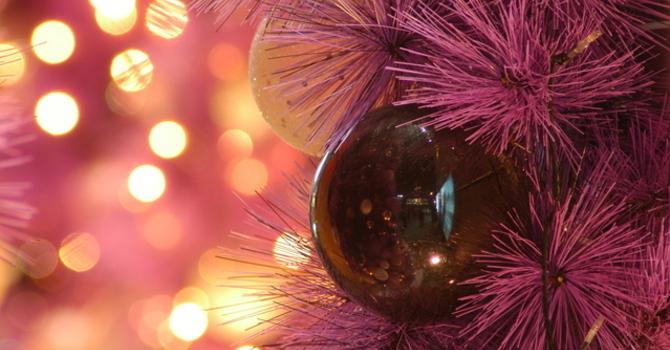 Poetry Corner:  Christmas Is image