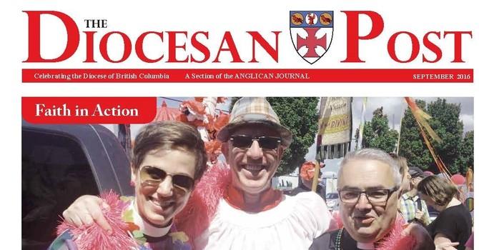 Sept 2016 Diocesan Post image