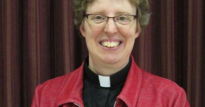 Clara Plamondon Appointed Incumbent, St Paul, Nanaimo image