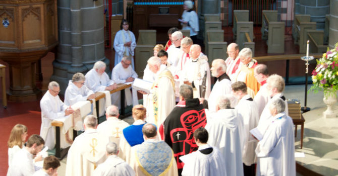 Another Summer of Ordinations image