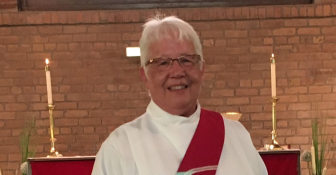 Cindy Corrigan appointed deacon-in-transition to St Mary, Nanoose Bay image