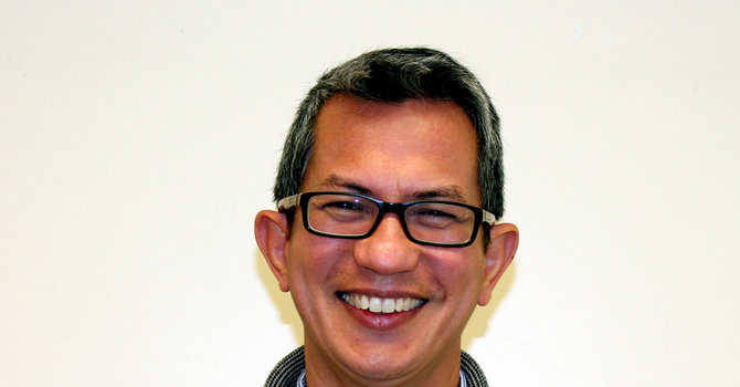 Anthony Divinagracia Appointed Regional Dean image