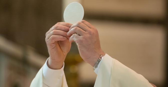 Martin Brokenleg's Sermon to Ordinands July 22, 2017 image